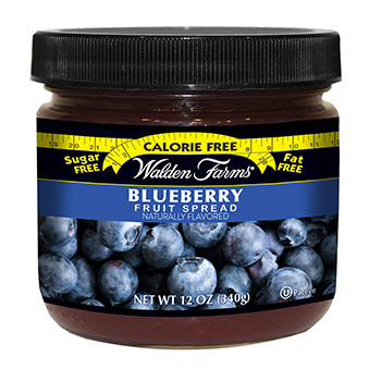 Blueberry Fruit Spread