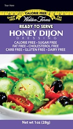 Honey Dijon Dressing Packets