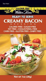Creamy Bacon Dressing Packets
