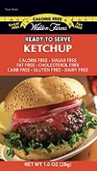 NEW ITEM! 25% off promotion! Ketchup Packets!