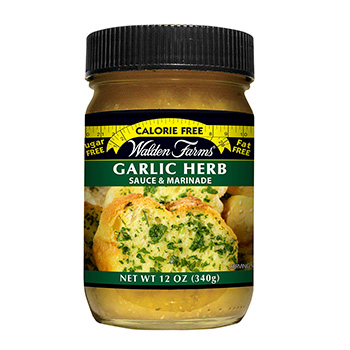Garlic Herb Sauce & Marinade
