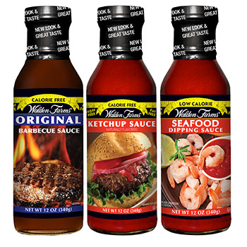 Ketchup, Seafood Cocktail Sauce and Original BBQ Sauce Variety Pack