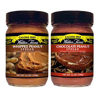 Whipped, Cinnamon Raisin and Chocolate Peanut Spread Variety Pack