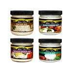 French Onion, Ranch, Bleu Cheese and Bacon Dip Variety Pack